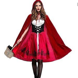 Leg avenue Little Red Hiding Hood Costume